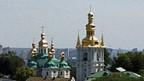 Hoehlenkloster in der ukrainischen Hauptstadt Kiew