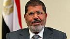 Der neue ägyptische Präsident Mohammed Mursi