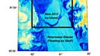 Nasa-Bild vom Gletscher-Abbruch