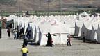 Flüchtlingslager im türkischen Hatay