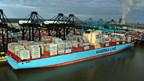 Vom steigenden Meeresspiegel bedroht? Hafen von Antwerpen
