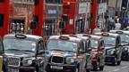 Kings Cross, London. Gewisse Traditionen scheinen unveränderbar