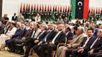 Verkündigung der libyschen Wahlresultate am 17. Juli 2012