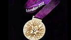 Goldmedaille der Olympischen Sommerspiele 2012