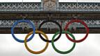 Olympiaringe London 2012