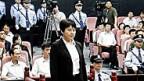 Die Angeklagte Gu Kailai
