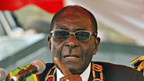 Zimbabwes Präsident Robert Mugabe.