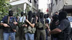 Mitglieder des Meqdad-Clans entführten Assad-Treue in Libanon.