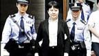 Gu Kailai (Mitte) wurde zu bedingter Todesstrafe verurteilt