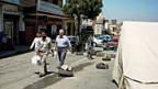 Syrisch-libanesischer Grenzübergang
