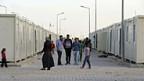 Flüchtlingslager Kilis an der türkisch-syrischen Grenze.