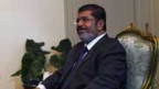 Präsident Mohammed Mursi am 8. August 2012 in Kairo