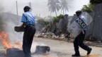 Proteste und Unruhen in Mombasa am 29.8.2012