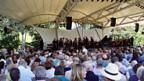 Auftritt des «Orchestre National de l'île de France» im September 2012
