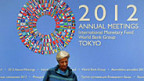 IWF-Chefin Christine Lagarde in Tokio