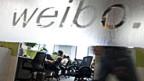 Blick ins Büro von Chinas führender Microblog-Site in Peking