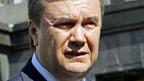 Der ukrainische Ministerpräsident Viktor Janukowitsch - seine Partei behält die Mehrheit.