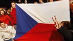 Die frühere Flagge der Tschechoslowakei haben die Tschechen nach der Trennung für sich behalten. Aber ansonsten verbindet die ehemaligen Brudervölker noch immer viel.