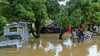 In Haiti befürchtet das Rote Kreuz eine Ausweitung der Cholera.