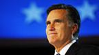 Der Republikaner Mitt Romney: Wahlverlierer.