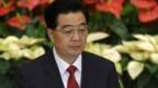 Chinas Präsident Hu eröffnet den 18. Parteitag