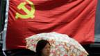Chinas Partei Fahne