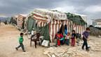 Flüchtlingsunterkünfte im Osten Libanons, an der syrischen Grenze.