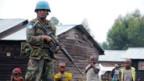 •GOMA galt als relativ sicher, weil die UN-Blauhelmsoldaten ihren Hauptstützpunkt in Goma  hatten.
