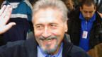 Der ehemalige rumänische Staatspräsidenten Emil Constantinescu