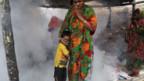 Sie hatten Glück und überlebten die Brandkatastrophe in der Textilfabrik