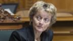 Eveline Widmer Schlumpf blinzelt nicht - und fährt eine harte Linie im Steuerstreit mit Berlin