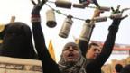 Die Proteste gegen Mursis Machtansprüche reissen nicht ab.