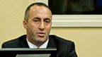 Der Ex-Regierungschef des Kosovo, Ramush Haradinaj, ist freigesprochen worden.