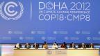 Uno-Klimagipfel in Katars Hauptstadt Doha