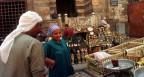 Touristen fehlen zur Zeit in Kairos Altstadt