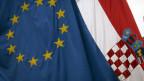 Im Sommer 2013 wird Kroatien Mitglied der Europäischen Union.