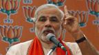 Rückwärtsgewandter Nationalist und innovativer Energiepolitiker: Narendra Modi.