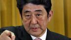 Shinzo Abe ist zurück - als  japanischer Regierungschef.