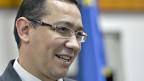 Victor Ponta ist mit der Regierungsbildung beauftragt.