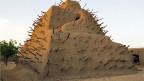Eines der (noch nicht zerstörten) Heiligtümer von Askia in Mali.
