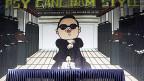 Rapper PSY singt den «Gangnam Style», der auf You-tube alle Rekorde brach.