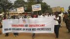 Zentralafrika Unruhen