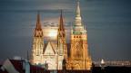 Der St. Veits-Dom in Prag.
