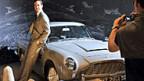 James Bond als Wachsfigur in der Bon-Ausstellung in London