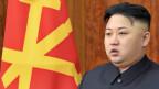 Kim Jong Un verspricht Aussöhnung mit Südkorea.
