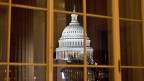Blick auf das Kapitol in Washington - wo ab Donnerstag der 133. Kongress stattfindet.