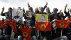 Seite Jahren fordern Kurden weltweit die Freilassung Abdullah Öcalans.