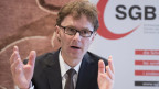 SGB-Chefökonom Daniel Lampart ist gegen die Abzocker-Initiative.
