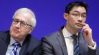 Der Chef der deutschen Liberalen Philipp Rösler steht parteiintern in der Kritik.