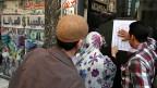 Wechselstube in Kairo: das ägyptische Pfund verliert immer mehr an Wert.